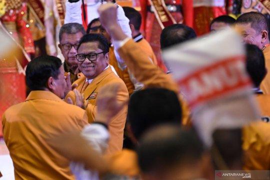 Munas Hanura tanpa kehadiran Presiden dan petinggi partai lain