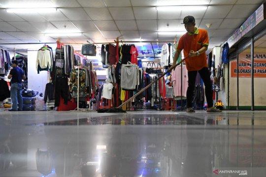 PKL Senen direlokasi ke Pasar Baru pada Kamis