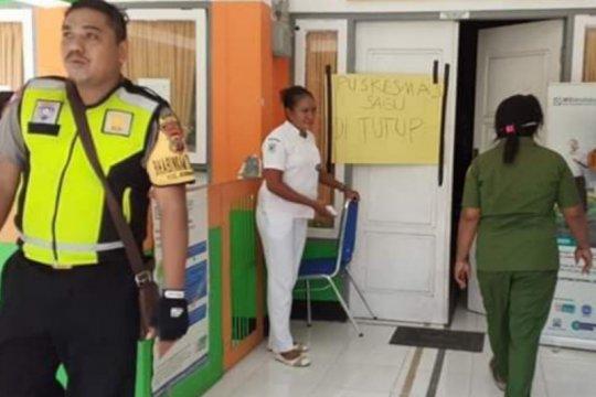 Polres Flores Timur kerahkan personel BKO ke Sagu