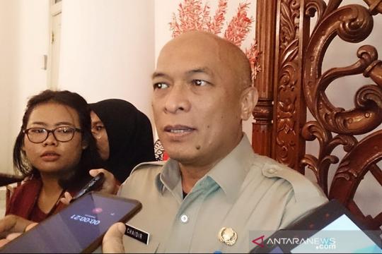 Aktivitas tujuh gedung pemerintahan daerah di DKI dihentikan sementara