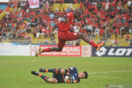 Liga 1: Semen Padang bermain imbang dengan Borneo FC 1-1