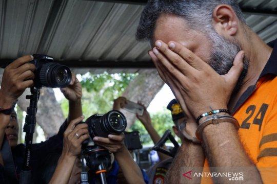 Polisi tetapkan tersangka warga Turki pencuri data nasabah