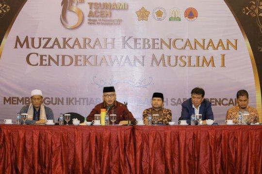 Ulama  berperan penting dalam mitigasi bencana, sebut Gubernur Aceh