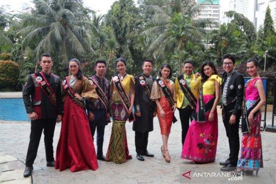 Putra Putri Tenun Songket diajak promosikan warisan budaya Nusantara