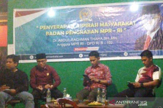 Anggota DPD: Jika DOB Papua dibuka, moratorium harus dicabut