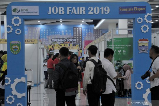 Palembang targetkan tekan pengangguran di bawah sembilan persen