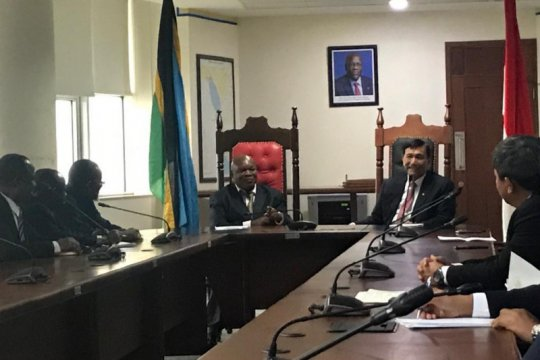 Indonesia ingin bangun perjanjian perdagangan dengan Tanzania