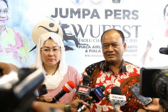 PB WI cari atlet untuk dipersiapkan di kejuaraan dunia wushu 2022