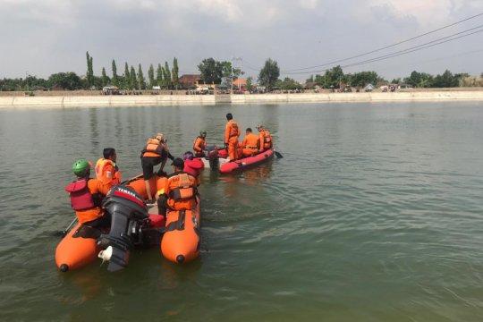 Cari korban tenggelam di Waduk Kalimati, tim SAR lakukan penyisiran