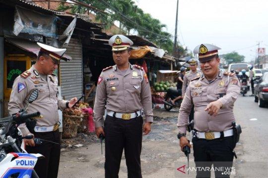 Polisi Tangerang siapkan skema lalu lintas  pengamanan Natal