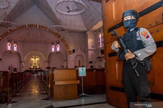 5.700 personel gabungan amankan Natal di Sulawesi Selatan