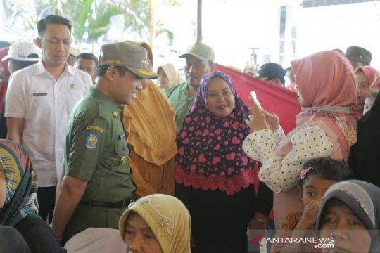 Bupati Lumajang pantau pelaksanaan pilkades dengan e-voting