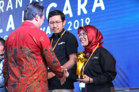 LKBN Antara raih Indonesian Migrant Worker Award