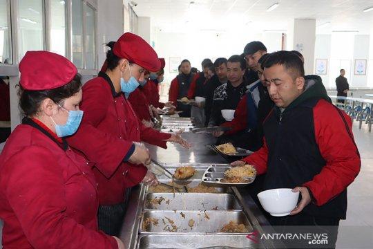 Anggota DPR minta pemerintah RI dorong pemenuhan HAM di Xinjiang
