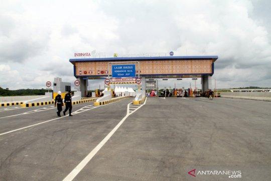 Ketua DPRD Kalimantan Timur bangga tol Balsam diresmikan