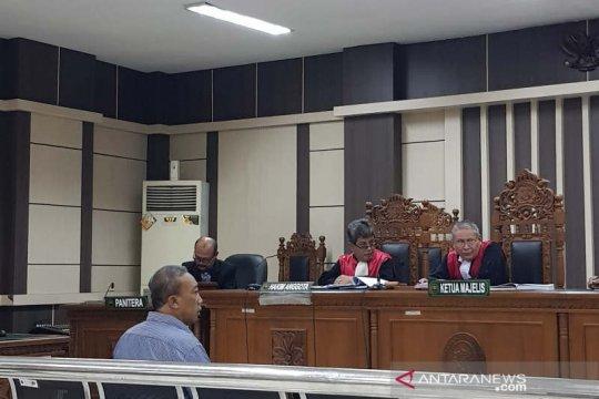 Hakim tolak eksepsi tiga jaksa Kejati Jateng
