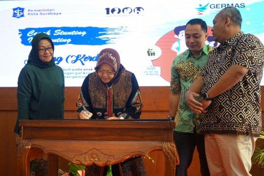 """Pembentukan satgas """"stunting"""" di Surabaya diapresiasi Setwapres"""