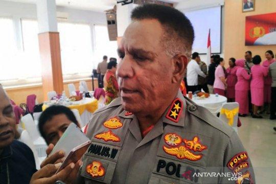 KKB tembak anggota Brimob saat kurvey di Kenyam Papua