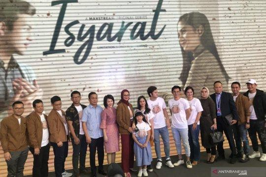 """MAXStream rilis serial """"Isyarat"""" berdasar cerita hidup Angkie Yudistia"""