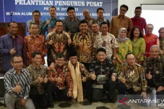 Ketua Umum IKA ITS lantik pengurus periode 2019-2023
