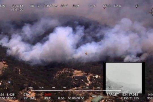 NSW Australia hadapi ancaman bencana kebakaran, sosok mayat ditemukan