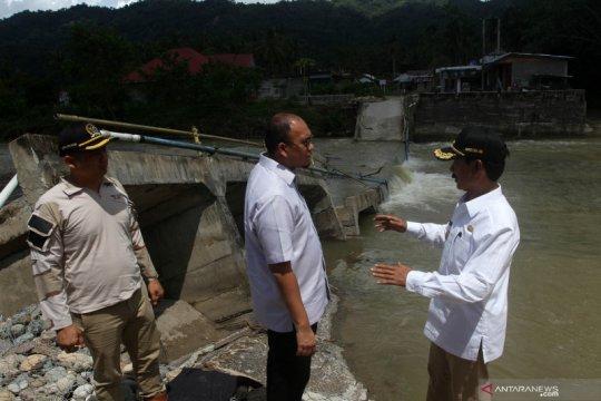 Solok Selatan butuh Rp1,1 triliun untuk perbaikan pascabanjir