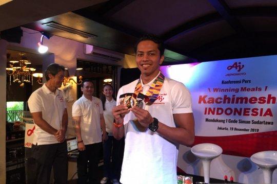 Asupan nutrisi terjaga, kunci Siman memukau di SEA Games 2019