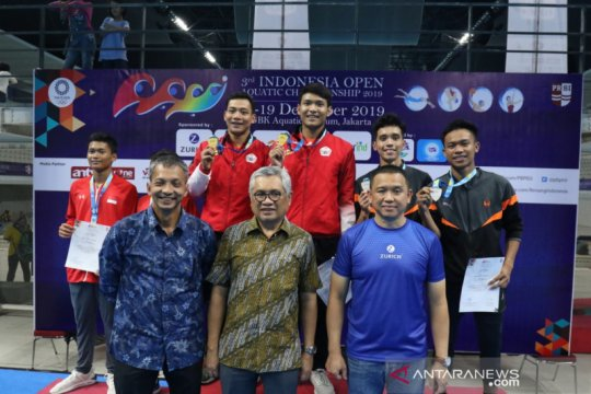 Tim loncat indah DKI Jakarta juara umum IOAC 2019