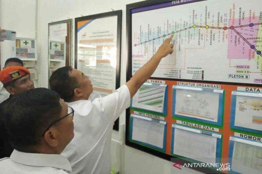 KAI Cirebon waspadai delapan titik rawan bencana alam