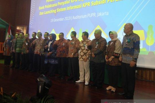 PUPR tandatangani kerja sama dengan 37 bank pelaksana FLPP