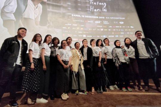 """Angga Dwimas Sasongko sebut """"NKCTHI"""" film yang personal"""