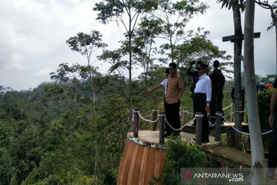 BOB berupaya selesaikan status lahan penyangga KSPN Borobudur