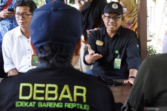 BKSDA Jakarta miliki tim WRU untuk menyelamatkan satwa