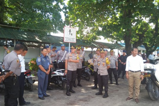 Kapolda Maluku: Ancaman terorisme menjadi perhatian Polri dan TNI