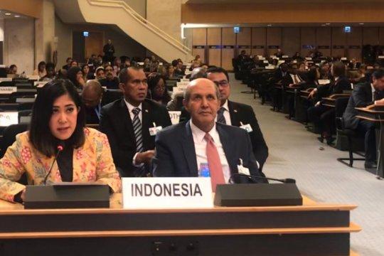 Indonesia tegaskan komitmen untuk tata kelola pengungsi global