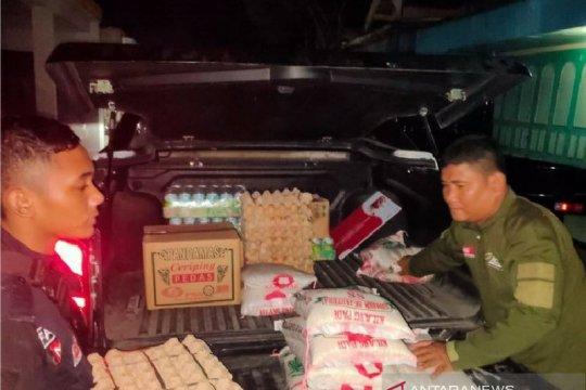 Korban banjir di Langkat-Sumut mendapat bantuan ACT
