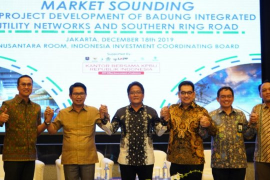 BKPM tawarkan proyek pembangunan utilitas Rp9 triliun di Badung Bali