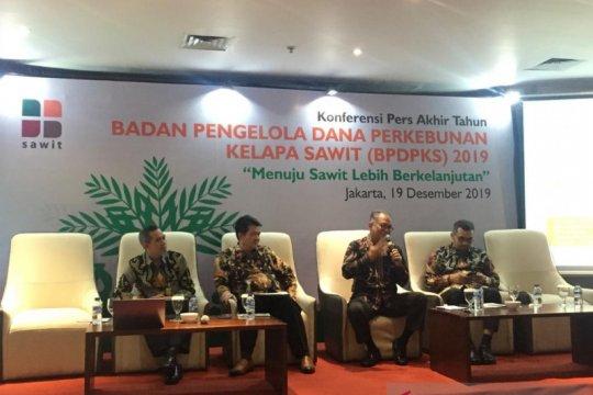 BPDP alokasikan dana pungutan sawit Rp2 triliun ke surat utang negara