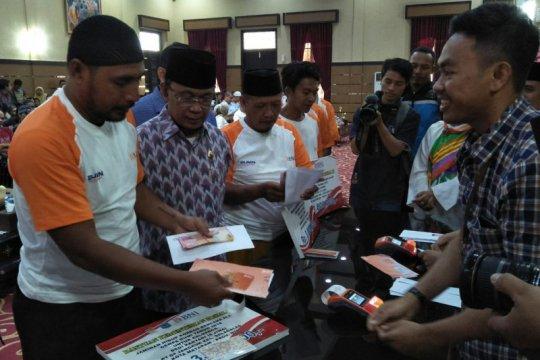 Dinsos kembalikan bantuan jadup Rp441 juta