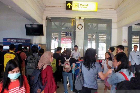 KAI Jember targetkan 160.089 penumpang selama libur Natal