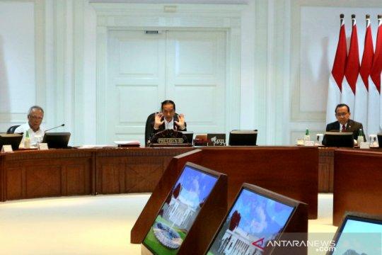 Presiden arahkan pemindahan ibu kota tingkatkan kemajuan budaya kerja