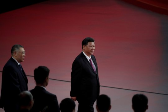 Xi: China takkan biarkan kekuatan asing intervensi Hong Kong, Macau