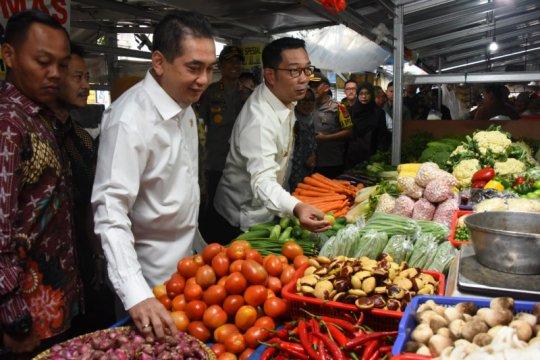 Mendag resmikan Pasar Banjarejo di Jawa Tengah