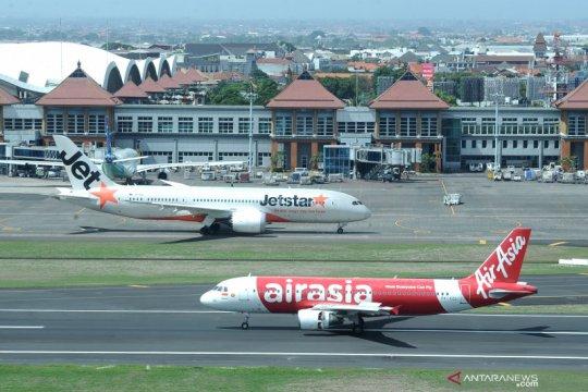 Enam maskapai ajukan 367 penerbangan tambahan di Bandara Ngurah Rai