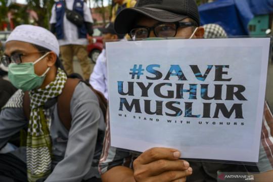Aktivis Uighur buronan Interpol ditangkap di Maroko