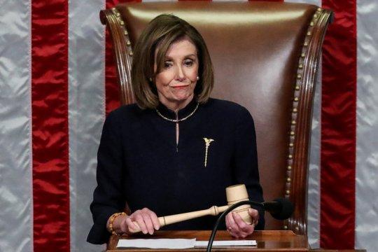 Senat AS mulai sidangkan pemakzulan Trump