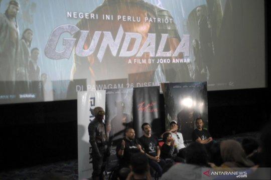 Penayangan film Gundala di Malaysia