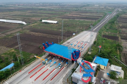 Jasa Marga terapkan sistem satu arah pada Tol Trans Jawa