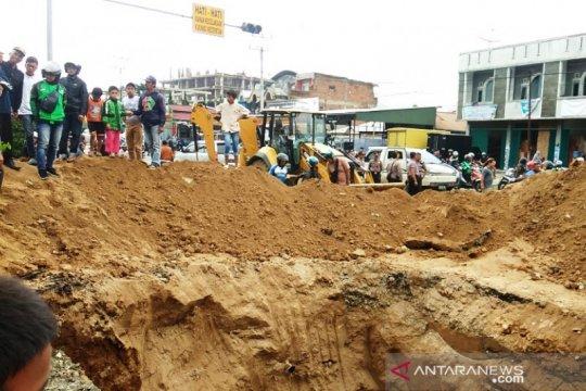 Polres Bukittinggi: Bencana alam terjadi di 13 lokasi