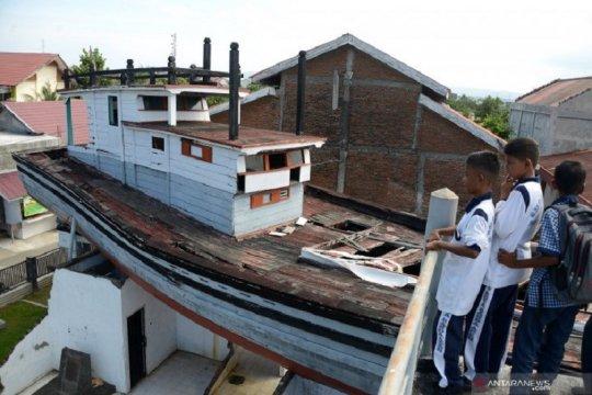 Tsunami Aceh 2004 dipicu gempa tektonik bukan ledakan nuklir